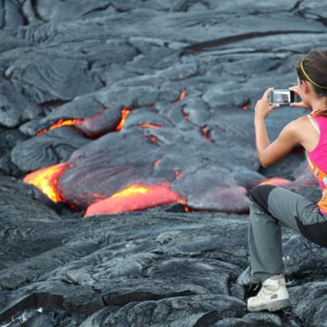Day Trip to Hawaii Volcanoes National Park on the Big Island of Hawaii