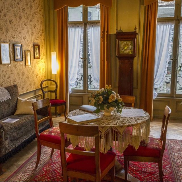 Visit Albert Einstein's Home