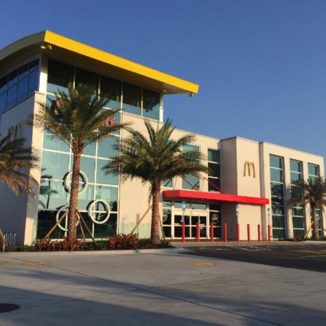 World's Largest McDonald's