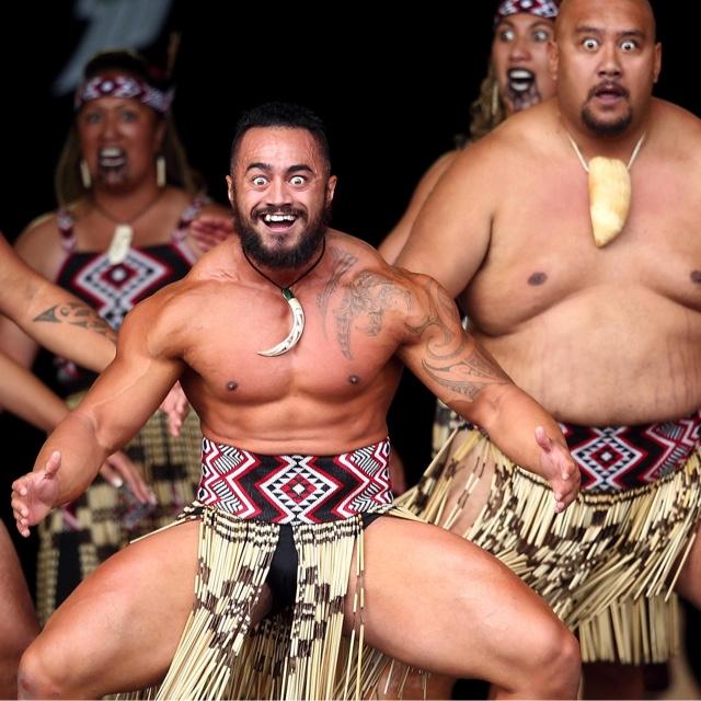 Sipi Tau War Dance