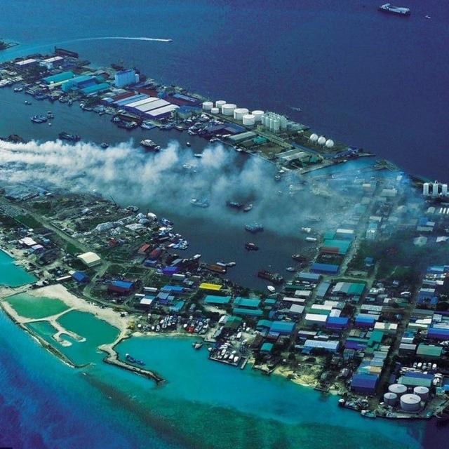 Visit Rubbish Island