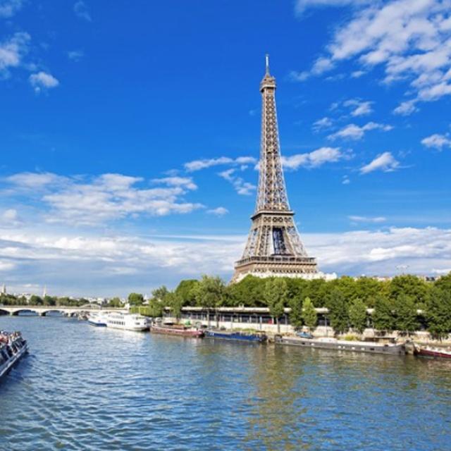 Water Ski on the Seine River