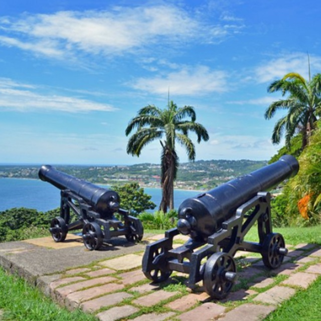 Fort King George and the Tobago Museum