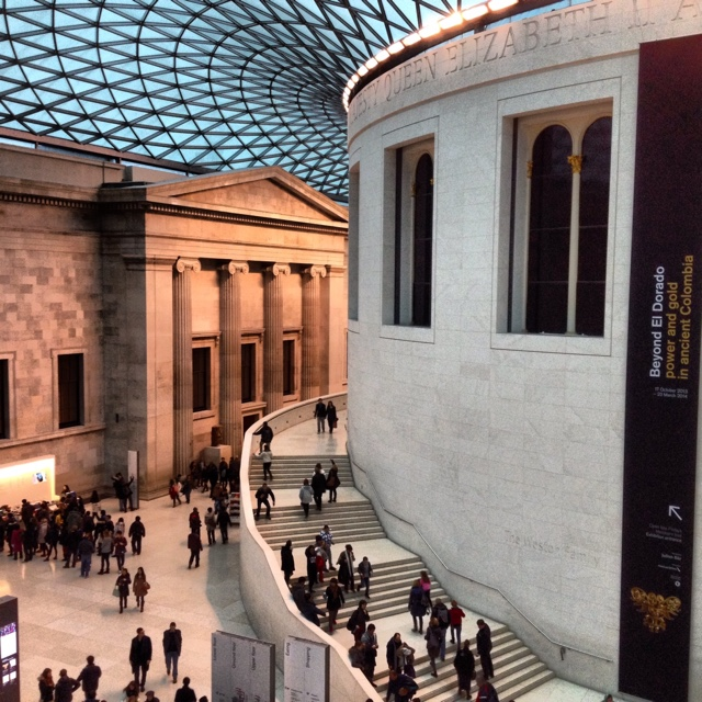 Tour the British Museum