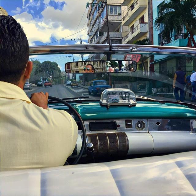 Ride a Communal Taxi Particular