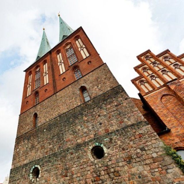 Nikolai Quarter in the Heart of Old City