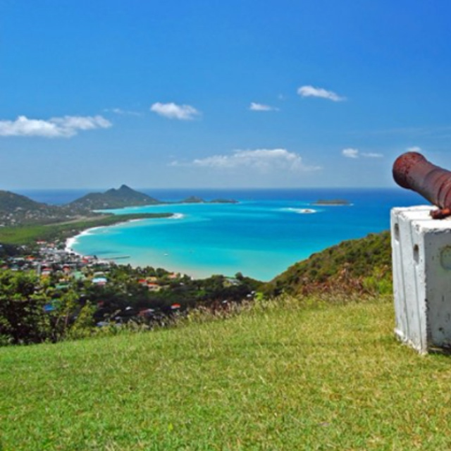 Carriacou the Land of Reefs