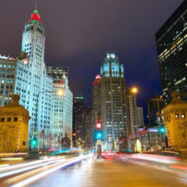 Michigan Avenue and the Magnificent Mile