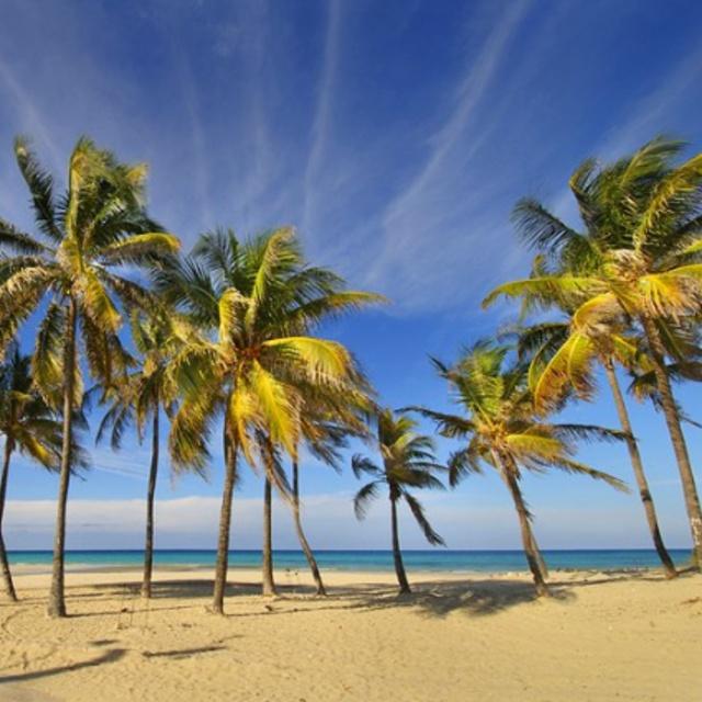 Beach Trip at Guanabo in Playas del Este
