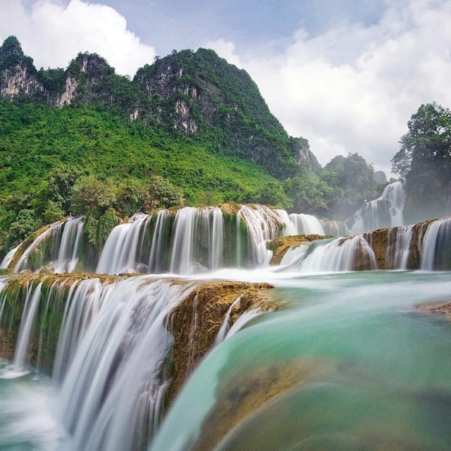Ban Giovanni Waterfall